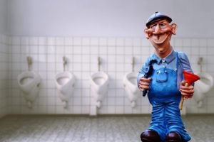 my clogged toilet plumber